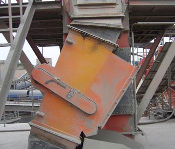 管道式永磁自卸除铁器
